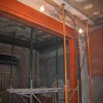 Apuntalamiento de techos y tabiques